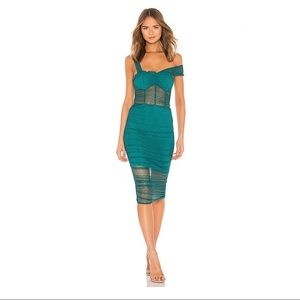 House Of Harlow 1960 Nola Dress Size Small